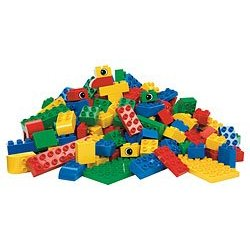 Devotion in Motion: Let Go of My Legos