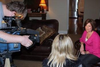 Motherlode mamas make the television news