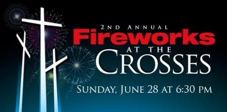 Fireworks Show This Weekend!