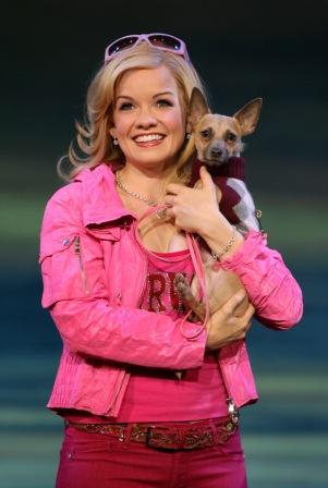 Win Dinner and Tickets to Legally Blonde, the musical!