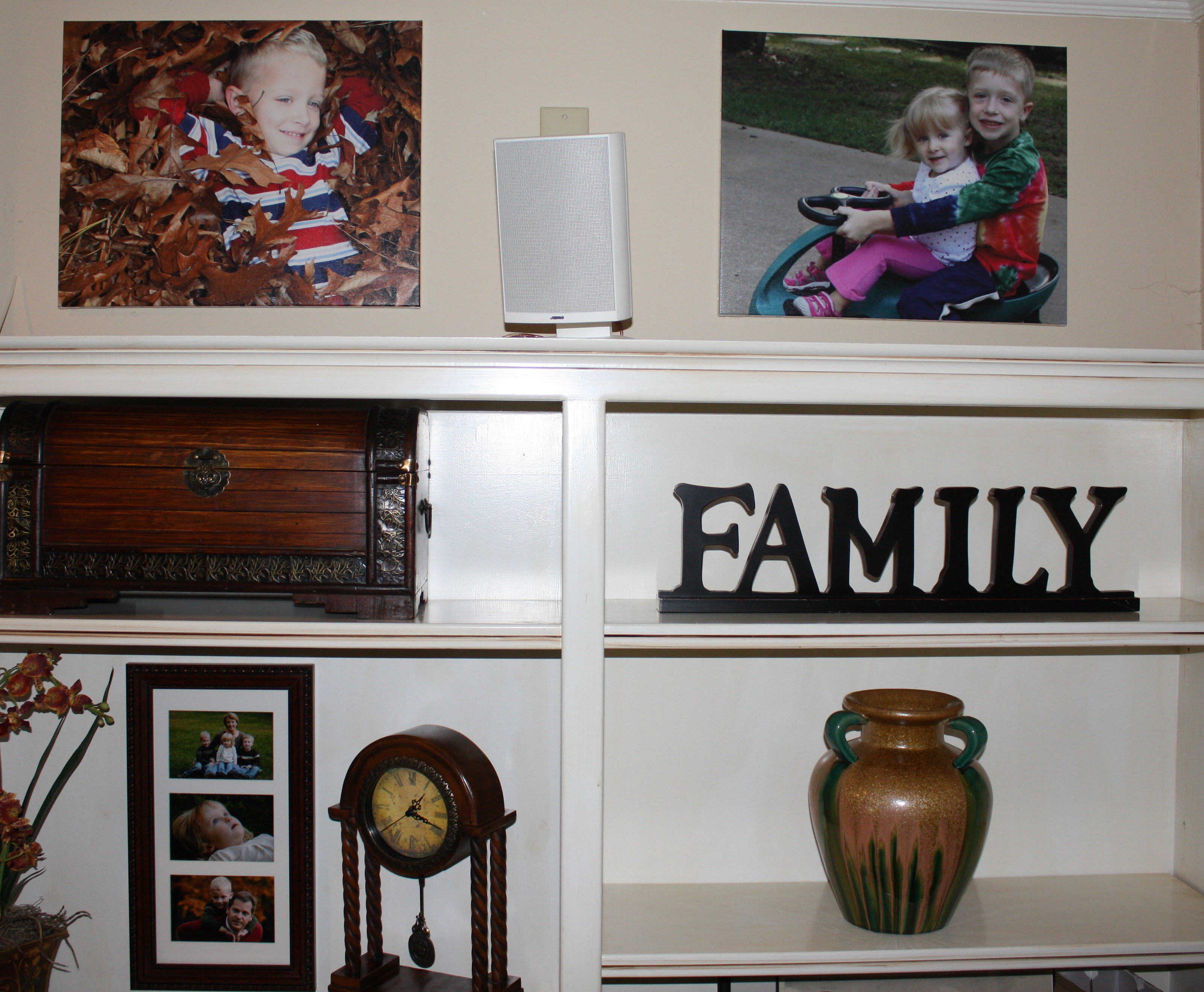 Mamas' Tip of the Day: Turn photos into canvas wall art