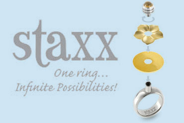 Win a Staxx Ring from Kate Austin Jewelry & Gifts!