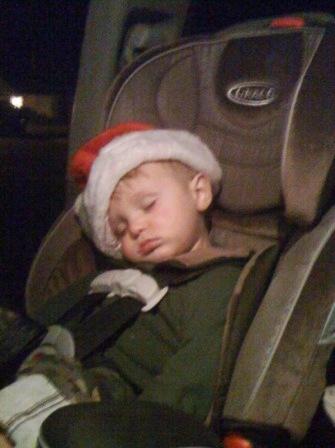 A long winter's nap…