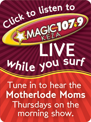 Mamas on Magic 107.9 on Thursdays!