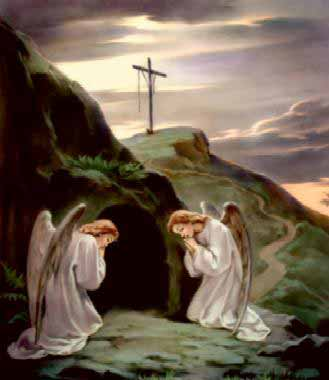 Devotion in Motion: Dr. Luther's Easter prayer