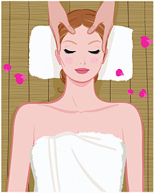 Spa-Girl-Graphic