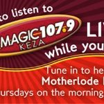 Radio chat: Mamas switching to Thursday mornings on Magic 107.9