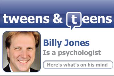 Tweens & Teens: Uncomfortable conversations