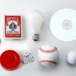 Know thy portions: Have a lightbulb, deck of cards and a baseball for lunch