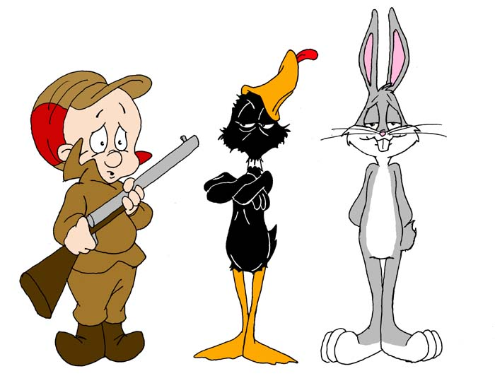 Elmer Fudd Duck Season http://www.myfitnesspal.com/topics/show/705774-that-celebrity-that-everyone-thinks-you-look-like