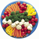 Tips on teaching your child to make healthy food choices