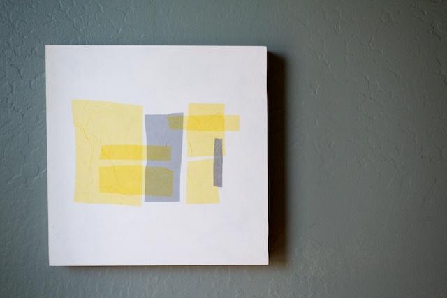 Crafty Mama: DIY Modern Art!