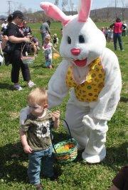 Northwest Arkansas Easter Egg Hunts 2012
