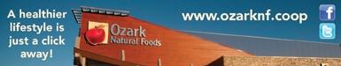 Sponsor Spotlight: Ozark Natural Foods
