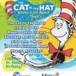 Come meet Cat in the Hat!