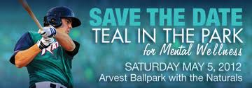 Take me out to the ballgame (for Teal in the Park!)