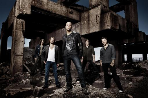 Giveaway: Tickets to see Daughtry in concert!