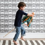Deck the walls in your kid's room!
