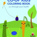 Color for a Cause! ONF selling coloring books to assist local lunch program