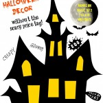 Mamas on Magic 107.9:  Budget-friendly Halloween decor ideas