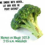 Mamas on Magic 107.9: Things we swore we'd never do