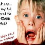 Mamas on Magic 107.9: When should kids be allowed to stay home alone?