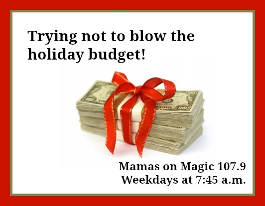 Mamas on Magic 107.9: How to stay on holiday budget