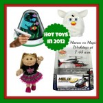 Mamas on Magic 107.9: Hot Toys for 2012