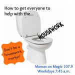 Mamas on Magic 107.9: Get the whole family involved in cleaning!