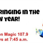 Mamas on Magic 107.9: Ideas for celebrating New Year's Eve