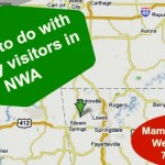 Mamas on Magic 107.9: What to do with visitors in Northwest Arkansas
