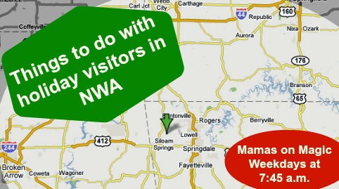 northwest arkansas things to do