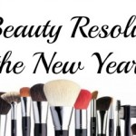 Beauty Buzz: The 12 Best Beauty New Year's Resolutions