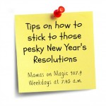 Mamas on Magic 107.9: Sticking to resolutions