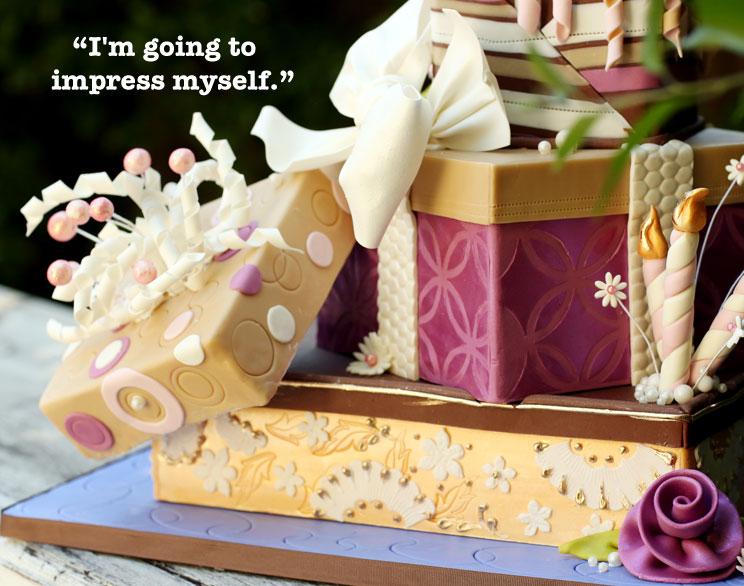 craftsy cake