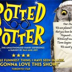 Giveaway for Harry Potter fans: Potted Potter at Walton Arts Center!