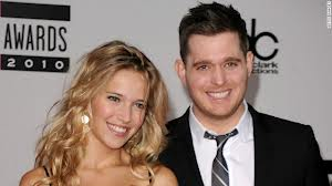 michael buble and wife
