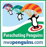 parachuting penguins small