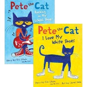 Book, pete the cat