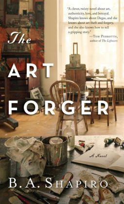 book, art forger