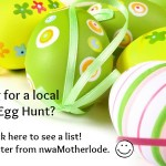 Updated list of 2013 Easter Egg Hunts in Northwest Arkansas