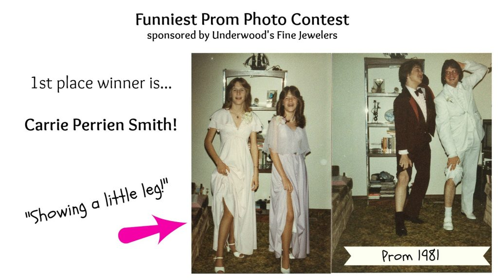 nwa mom prom funny photo winner