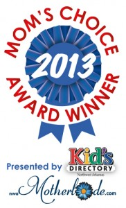 Mom's Choice Award Badge, Winner FINAL
