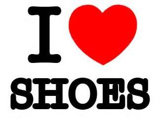 i heart shoes