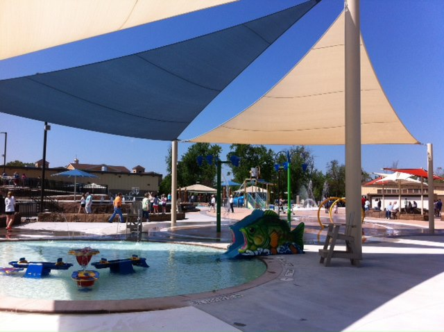waterpark toddler area