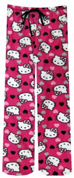 hello kitty sleep pants2