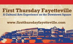 First Thursday Fayetteville