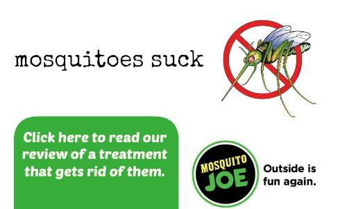 mosquito joe slider