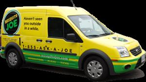 mosquito joe truck