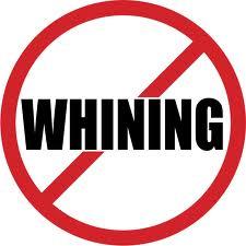 whining no symbol